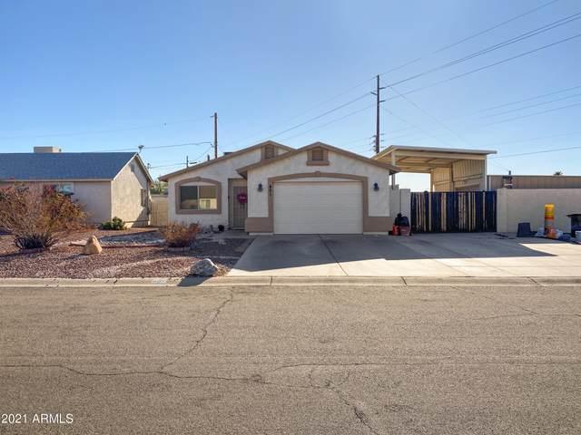 401 N 111TH Way, Mesa, AZ 85207 (MLS #6196103) :: Yost Realty Group at RE/MAX Casa Grande