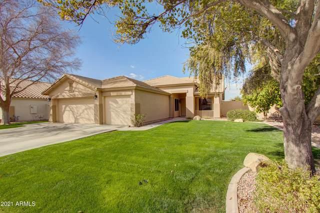 1454 S Somerset, Mesa, AZ 85206 (MLS #6196113) :: Yost Realty Group at RE/MAX Casa Grande