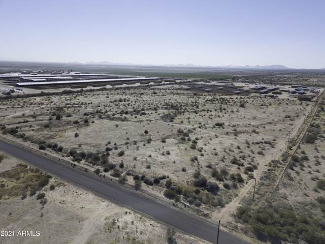 40ac. E Carefree Place, Stanfield, AZ 85172 (MLS #6196122) :: Yost Realty Group at RE/MAX Casa Grande