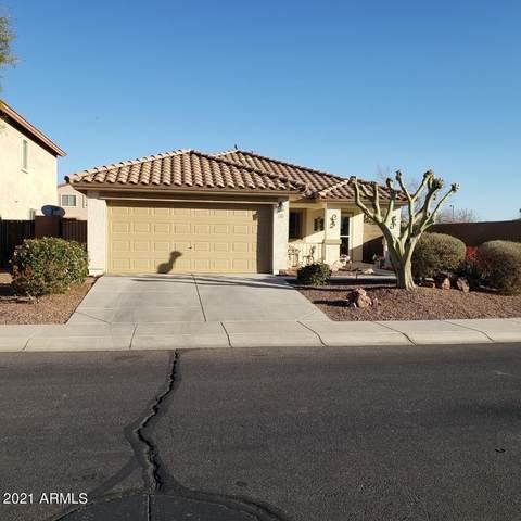 25808 W St Kateri Drive, Buckeye, AZ 85326 (MLS #6196166) :: The Daniel Montez Real Estate Group