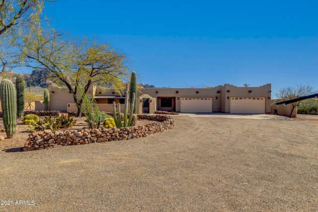 5357 E Cactus Wren Street, Apache Junction, AZ 85119 (MLS #6196178) :: Yost Realty Group at RE/MAX Casa Grande