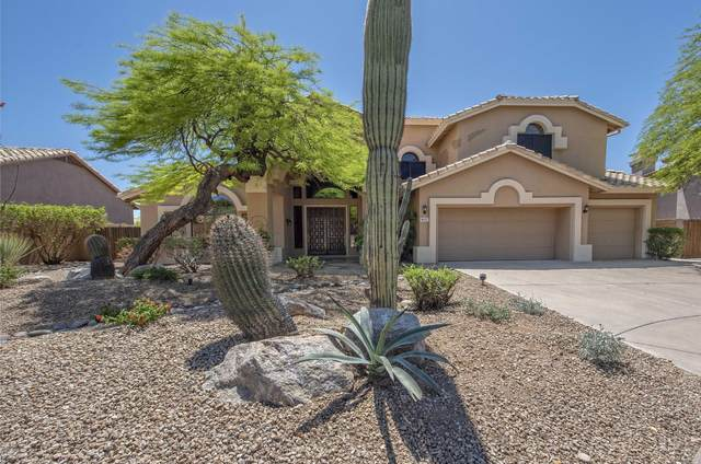 9327 E Via Dona Road, Scottsdale, AZ 85262 (MLS #6196203) :: Yost Realty Group at RE/MAX Casa Grande