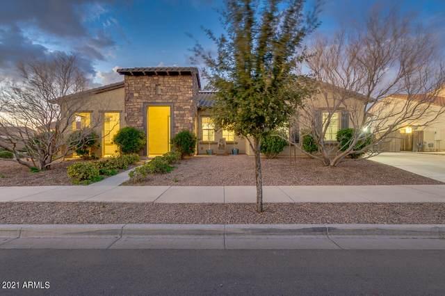 21394 E Via De Arboles, Queen Creek, AZ 85142 (MLS #6196213) :: Dijkstra & Co.