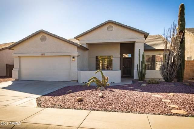 12913 W Ash Street, El Mirage, AZ 85335 (MLS #6196225) :: Executive Realty Advisors