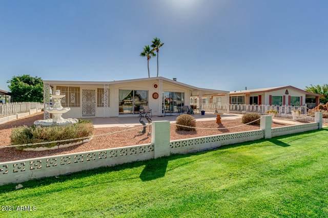 9320 E Lakeside Drive, Sun Lakes, AZ 85248 (MLS #6196242) :: Long Realty West Valley