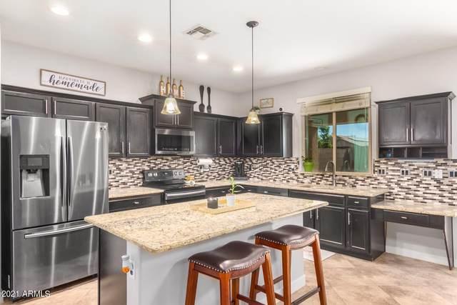 7027 W Melody Drive, Laveen, AZ 85339 (MLS #6196252) :: Yost Realty Group at RE/MAX Casa Grande