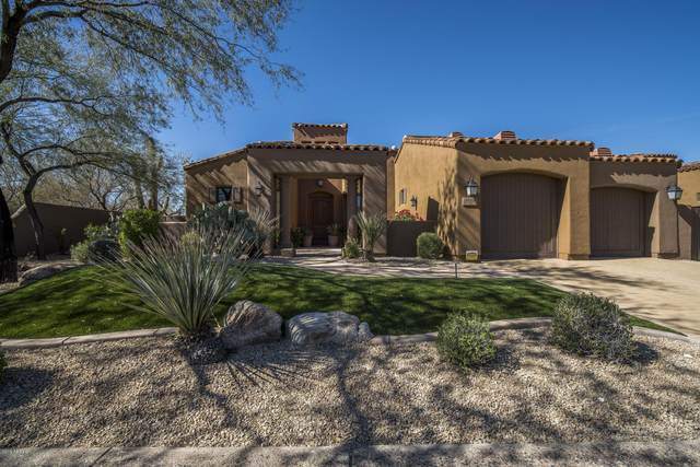 8575 E Angel Spirit Drive, Scottsdale, AZ 85255 (MLS #6196258) :: Yost Realty Group at RE/MAX Casa Grande