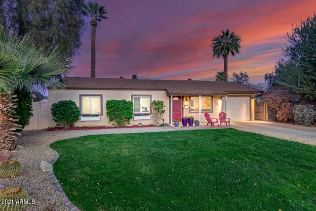 2641 N 71ST Street, Scottsdale, AZ 85257 (MLS #6196279) :: Executive Realty Advisors