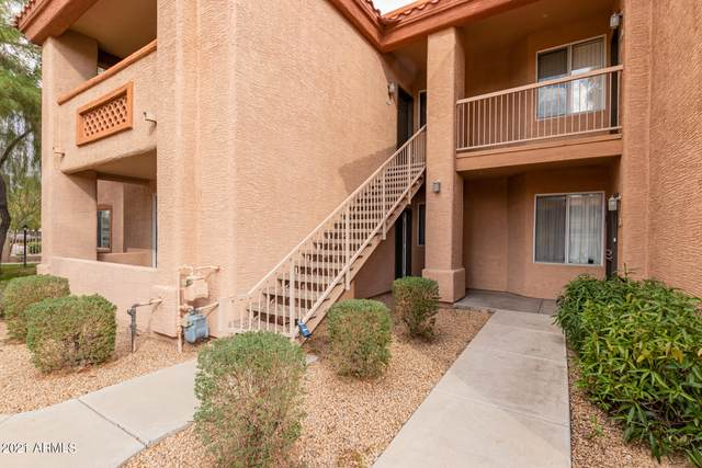 2929 W Yorkshire Drive #1098, Phoenix, AZ 85027 (MLS #6196300) :: Devor Real Estate Associates