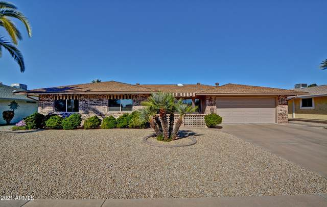14418 N Bolivar Drive, Sun City, AZ 85351 (MLS #6196308) :: Devor Real Estate Associates