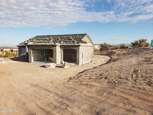 300 Jingle Bob Road, Wickenburg, AZ 85390 (MLS #6196319) :: The Property Partners at eXp Realty