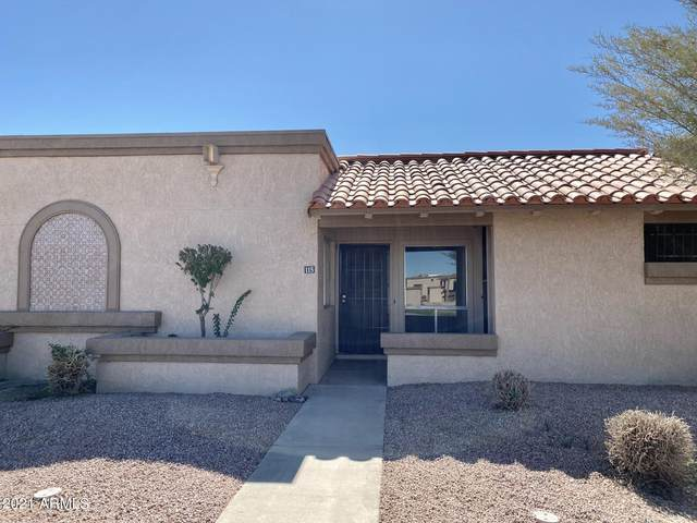 97 N Cooper Road #115, Chandler, AZ 85225 (MLS #6196410) :: Nate Martinez Team