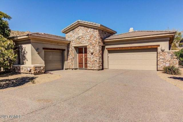 14604 E Desert Trail, Scottsdale, AZ 85259 (MLS #6196412) :: My Home Group