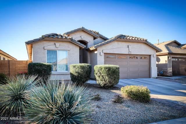 2957 W Angel Way, Queen Creek, AZ 85142 (MLS #6196429) :: Yost Realty Group at RE/MAX Casa Grande