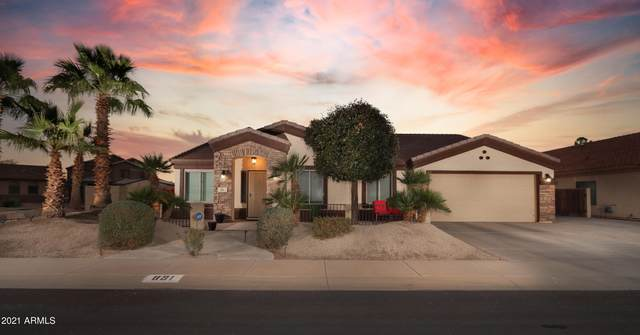 891 W Crooked Stick Drive, Casa Grande, AZ 85122 (MLS #6196452) :: Yost Realty Group at RE/MAX Casa Grande