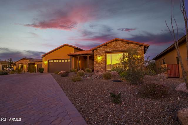 3885 Gold Ridge Road, Wickenburg, AZ 85390 (MLS #6196481) :: The Property Partners at eXp Realty