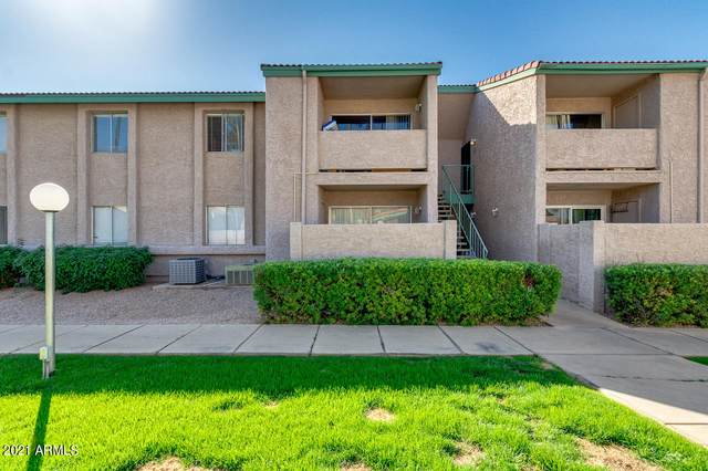 623 W Guadalupe Road #227, Mesa, AZ 85210 (MLS #6196485) :: Long Realty West Valley