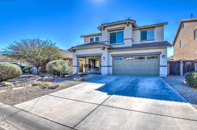 835 E Bradstock Way, San Tan Valley, AZ 85140 (MLS #6196535) :: Yost Realty Group at RE/MAX Casa Grande
