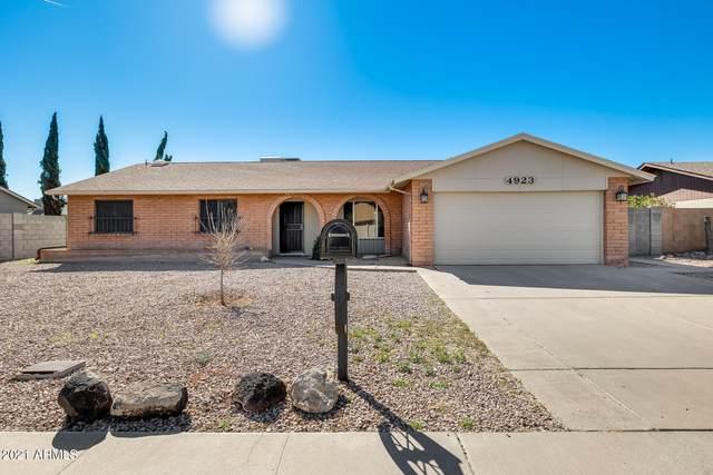 4923 W Rosewood Drive, Glendale, AZ 85304 (MLS #6196561) :: Yost Realty Group at RE/MAX Casa Grande