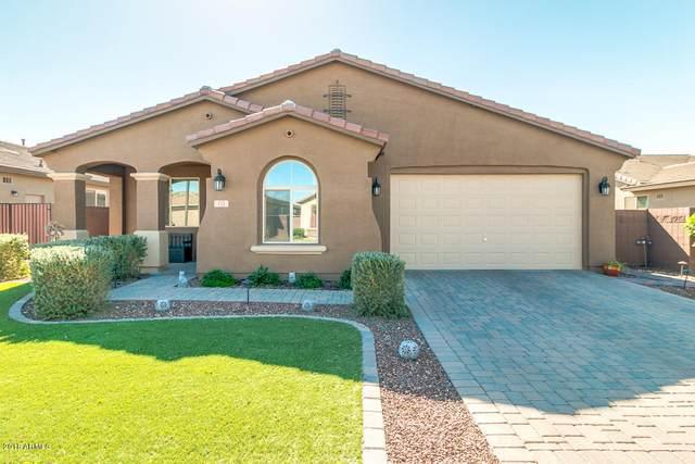 151 W Hackberry Avenue, San Tan Valley, AZ 85140 (MLS #6196564) :: Yost Realty Group at RE/MAX Casa Grande
