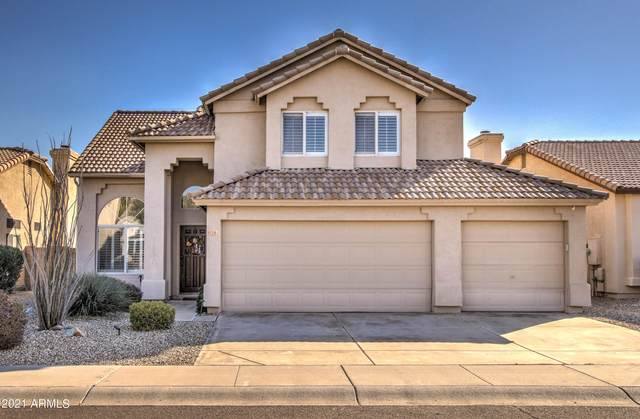 9281 E Pine Valley Road, Scottsdale, AZ 85260 (MLS #6196609) :: Maison DeBlanc Real Estate