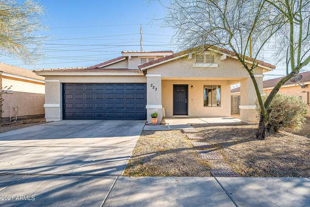 223 W Darrow Street, Phoenix, AZ 85041 (MLS #6196612) :: Yost Realty Group at RE/MAX Casa Grande