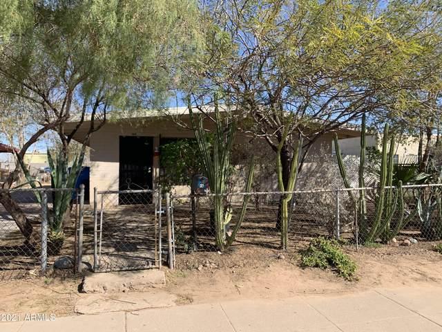 1009 S 3RD Street, Phoenix, AZ 85004 (MLS #6196665) :: Yost Realty Group at RE/MAX Casa Grande