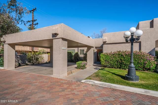 6159 E Indian School Road #108, Scottsdale, AZ 85251 (MLS #6196721) :: Zolin Group