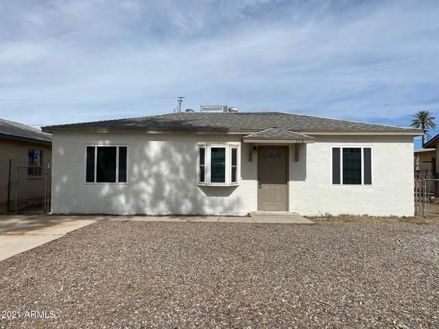 110 E Cedar Avenue, Casa Grande, AZ 85122 (MLS #6196726) :: Yost Realty Group at RE/MAX Casa Grande