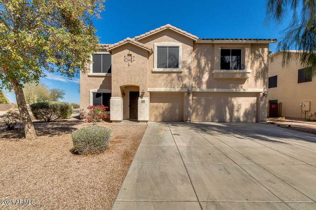 3402 E Morenci Road, San Tan Valley, AZ 85143 (MLS #6196730) :: Yost Realty Group at RE/MAX Casa Grande