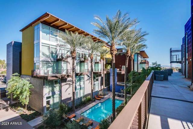4745 N Scottsdale Road #4007, Scottsdale, AZ 85251 (MLS #6196754) :: The Dobbins Team