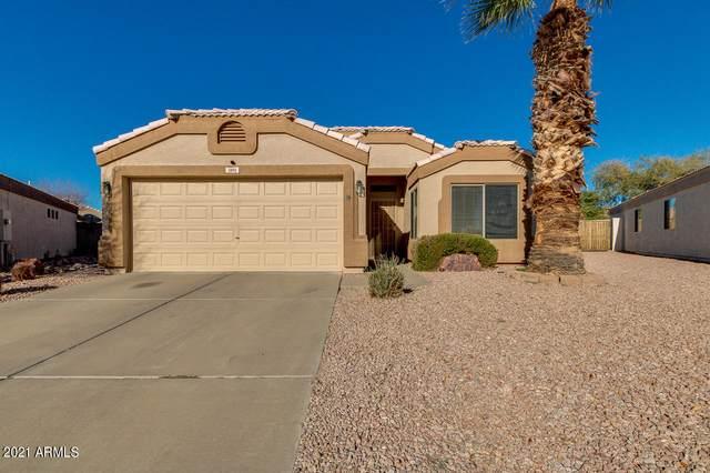 1895 S Silver Drive, Apache Junction, AZ 85120 (MLS #6196772) :: Yost Realty Group at RE/MAX Casa Grande