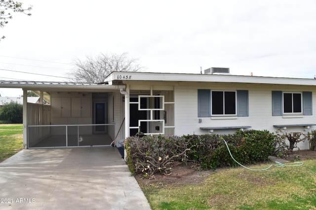 10438 N 105TH Avenue, Sun City, AZ 85351 (MLS #6196780) :: The Copa Team | The Maricopa Real Estate Company