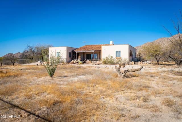11545 W Calle Del Sastre Street, Casa Grande, AZ 85194 (MLS #6196833) :: Devor Real Estate Associates