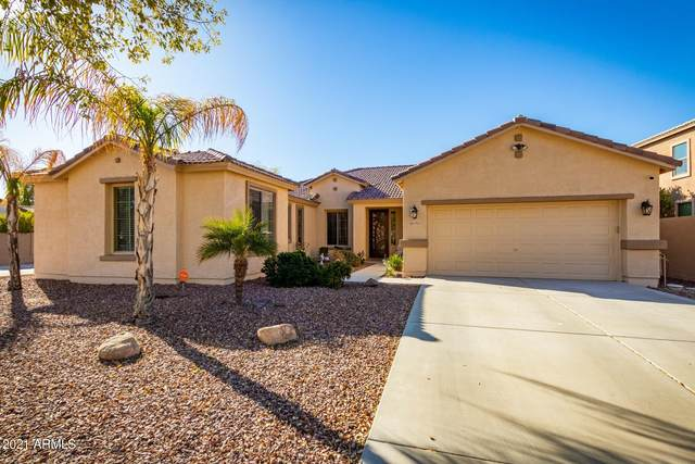 15705 W Shangri La Road, Surprise, AZ 85379 (MLS #6196843) :: The Daniel Montez Real Estate Group