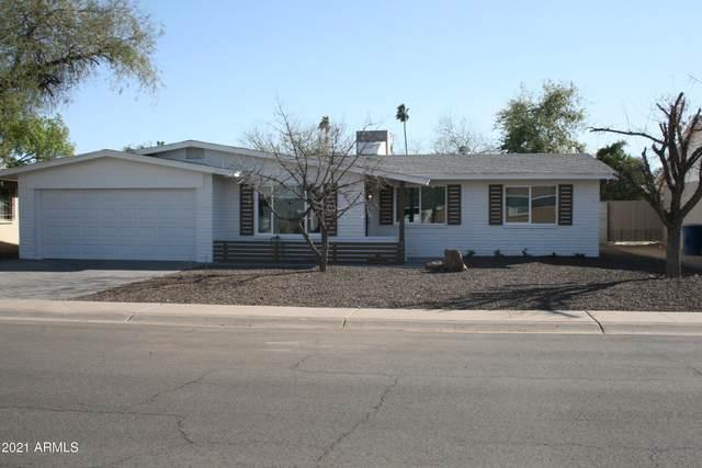 1951 E Richards Drive, Tempe, AZ 85282 (MLS #6196875) :: Yost Realty Group at RE/MAX Casa Grande