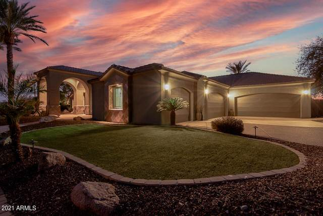 826 N 111TH Place, Mesa, AZ 85207 (MLS #6196878) :: Yost Realty Group at RE/MAX Casa Grande