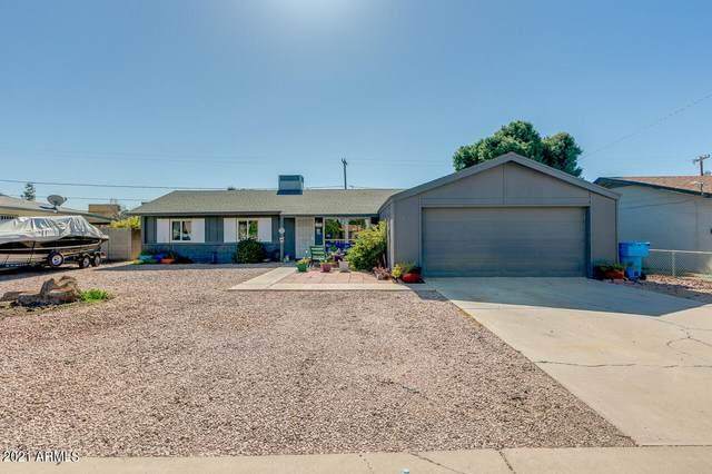 4031 W Glenn Drive, Phoenix, AZ 85051 (MLS #6196883) :: Devor Real Estate Associates