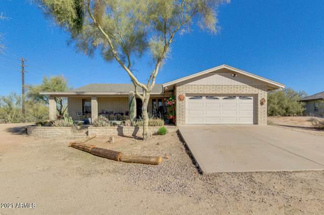 6612 E Milton Drive, Cave Creek, AZ 85331 (MLS #6196890) :: Executive Realty Advisors