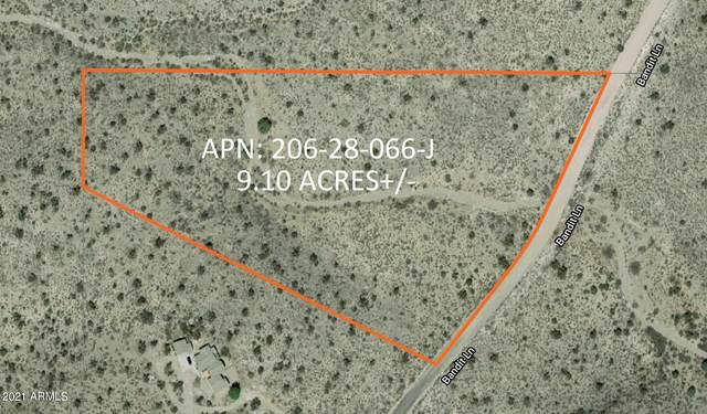 3271 E Bandit Lane, Kingman, AZ 86401 (MLS #6196897) :: Service First Realty