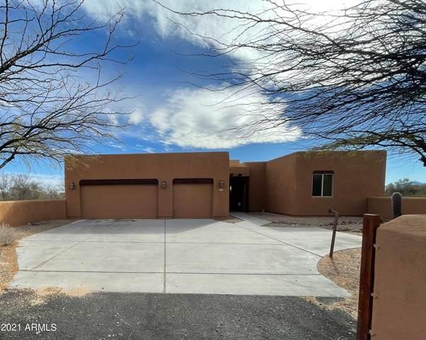 2325 W Lambert Lane, Oro Valley, AZ 85742 (MLS #6196919) :: Service First Realty