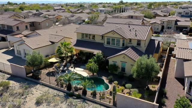 20478 W Daniel Place, Buckeye, AZ 85396 (MLS #6196928) :: Sheli Stoddart Team | M.A.Z. Realty Professionals