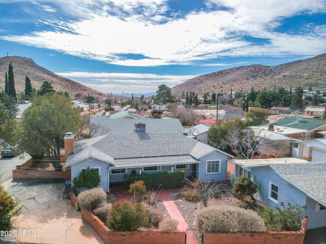 313 Hovland Street, Bisbee, AZ 85603 (MLS #6196935) :: The Ethridge Team