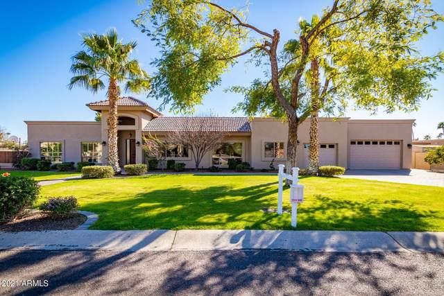 7011 E Presidio Road, Scottsdale, AZ 85254 (MLS #6196939) :: Executive Realty Advisors