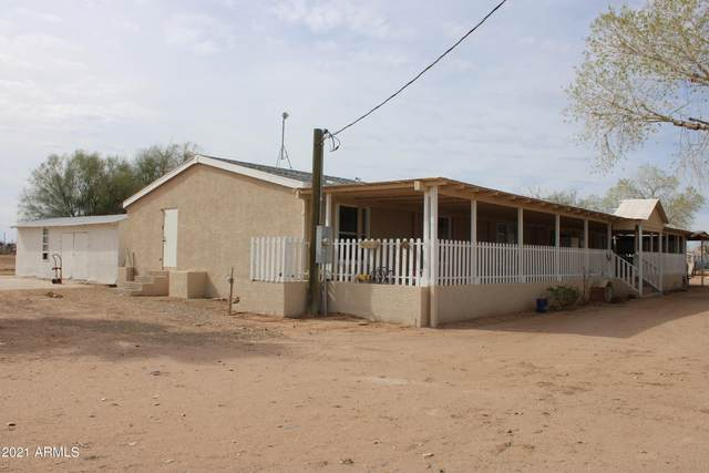 33769 W Siesta Avenue, Stanfield, AZ 85172 (MLS #6196947) :: Service First Realty