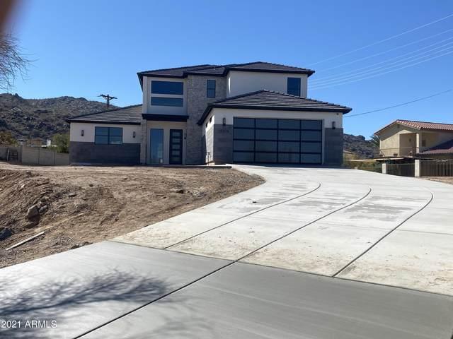 9016 S 16TH Way, Phoenix, AZ 85042 (MLS #6196949) :: Jonny West Real Estate