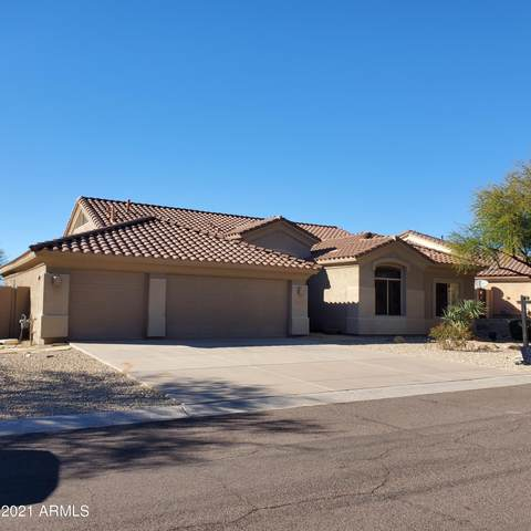 10400 E Rosemary Lane, Scottsdale, AZ 85255 (MLS #6196950) :: Homehelper Consultants