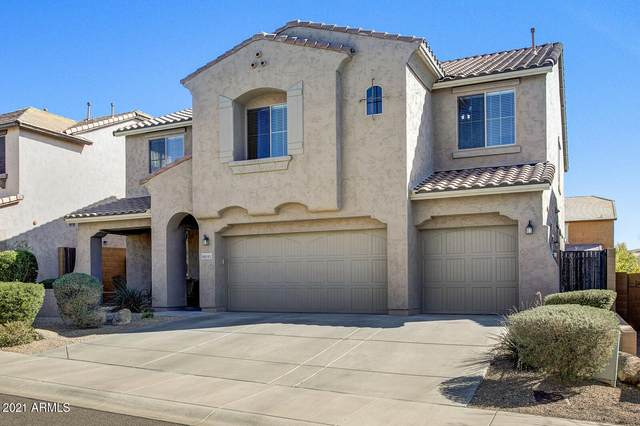 9015 W Yellow Bird Lane, Peoria, AZ 85383 (MLS #6196974) :: Devor Real Estate Associates