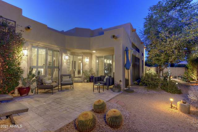 8383 E Las Estancias Street, Scottsdale, AZ 85250 (MLS #6196980) :: Yost Realty Group at RE/MAX Casa Grande
