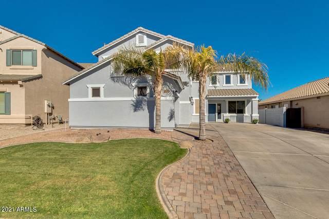 38147 N Carolina Avenue, San Tan Valley, AZ 85140 (MLS #6196990) :: Yost Realty Group at RE/MAX Casa Grande